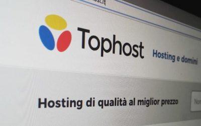 Come ampliare il database su Tophost