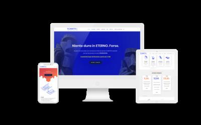 TiConnetto – Branding, Web Design