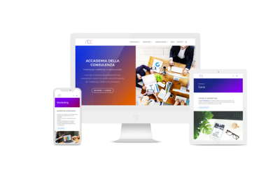 ADC – Branding, Web Design