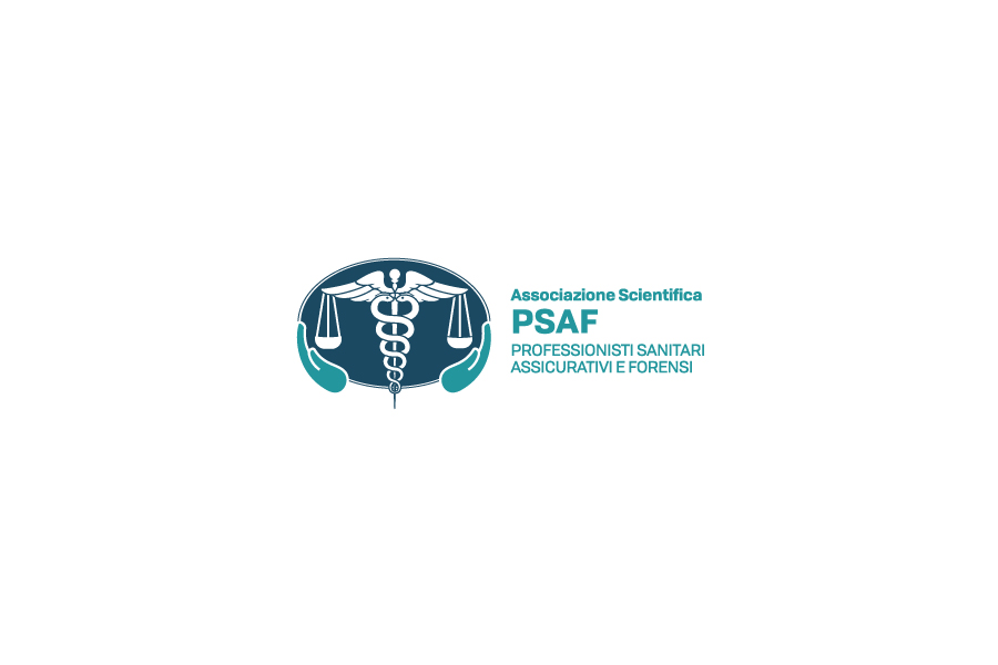 PSAF | Professionisti Sanitari Assicurativi e Forensi – Logo Design