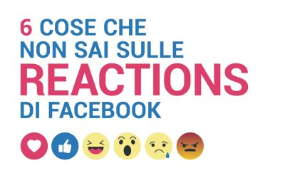 6 cose che non sai sulle Reactions di Facebook