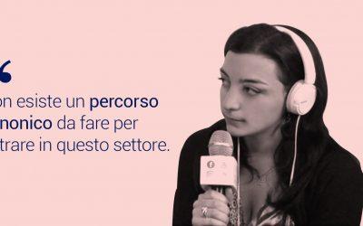 La mia intervista a Radio Punto Zero per #LiveSocial