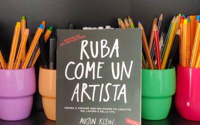 Ruba come un artista – Un libro che dovresti leggere
